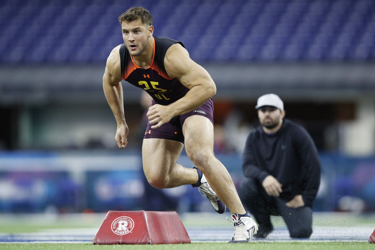 Why the Cardinals drafting Nick Bosa is a dream come true for the 49ers