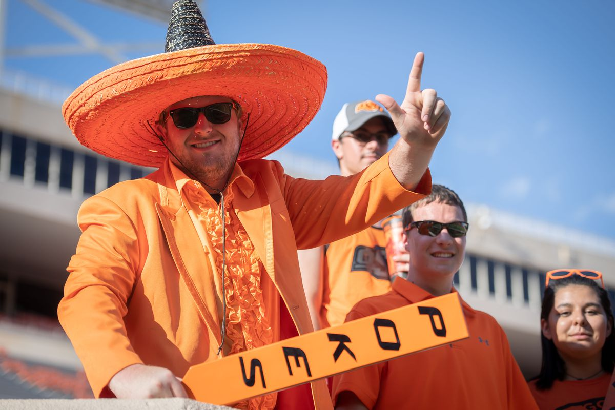 NCAA Football: Missouri State at Oklahoma State