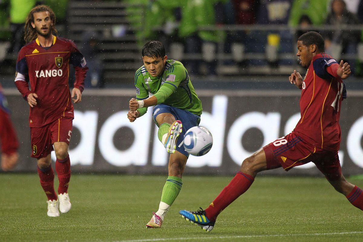 How well the Sounders convert their chances will determine their fate in 2012.
