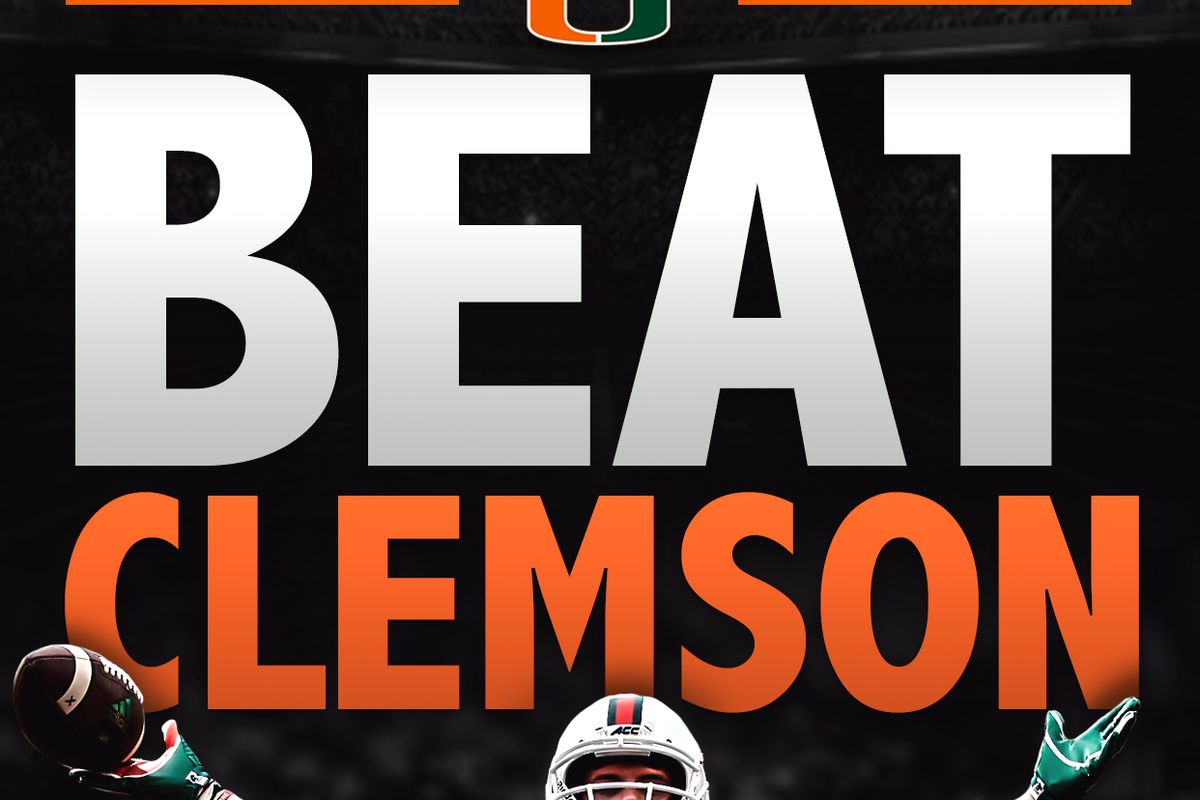 Acc championship game open thread miami hurricanes vs clemson getty images photo mike meredithstate of the u illustration voltagebd Choice Image