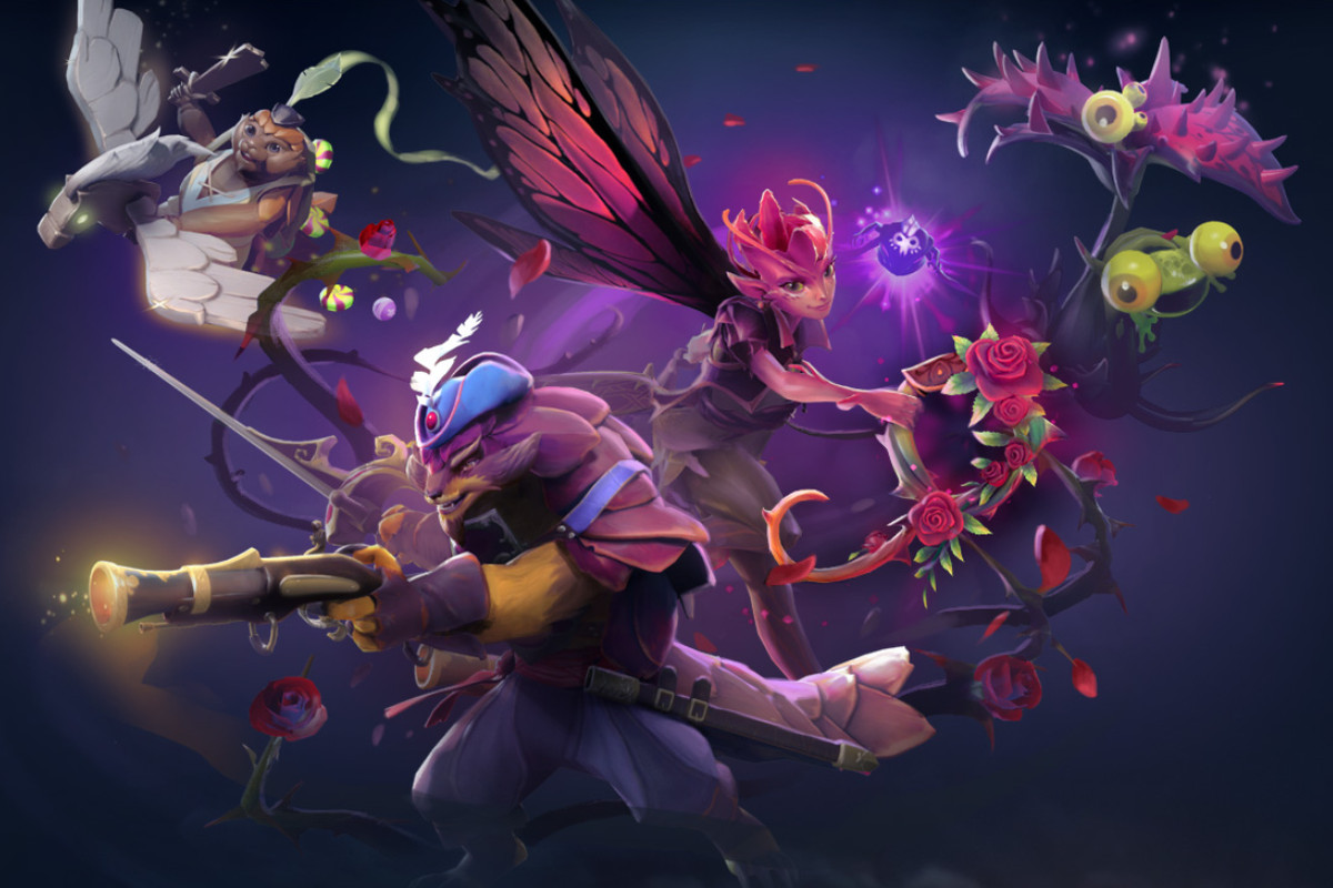 Dota 2 Patch 7 07—Dueling Fates: Change is in the wind for