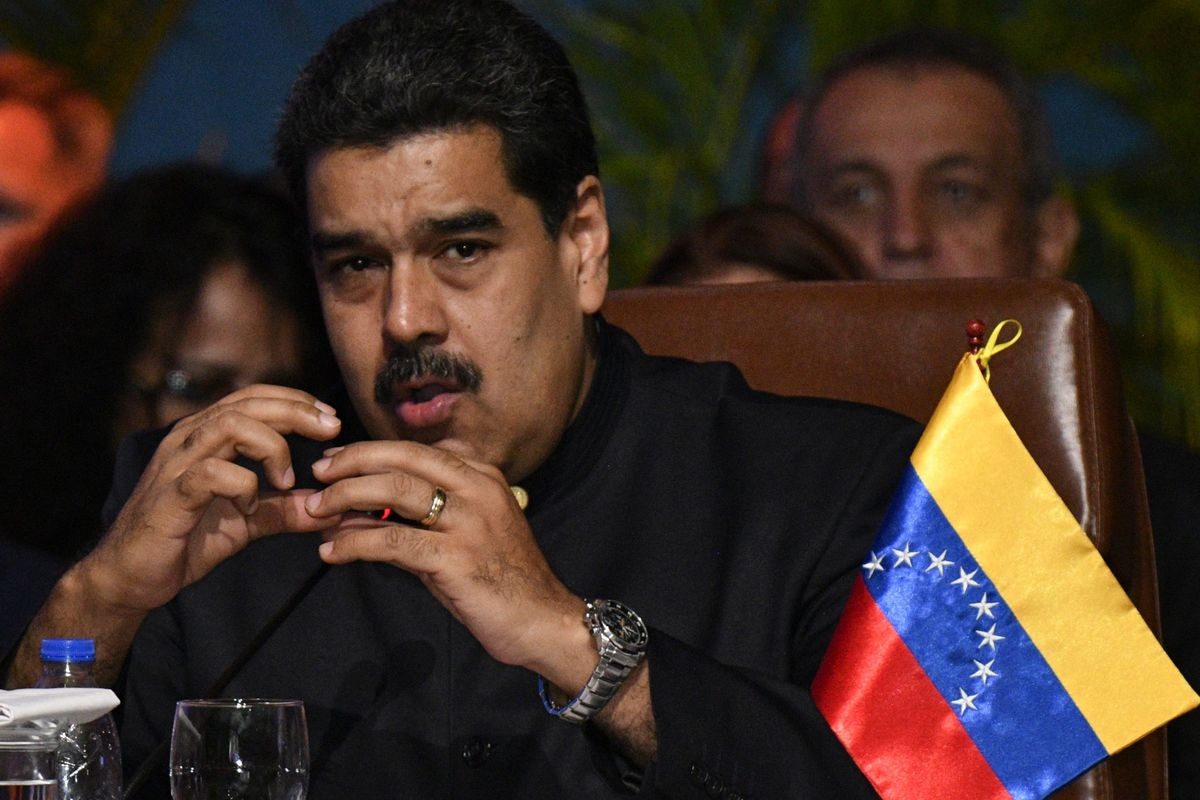 Venezuela's Maduro, under pressure from U.S.  sanctions, vows to launch cryptocurrency