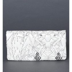 """<b>Tsumori Chisato</b> Yeti Wallet, <a href=""""http://shopbird.com/product.php?productid=25331&cat=0&manufacturerid=&page=1#"""">$279</a> at Bird"""