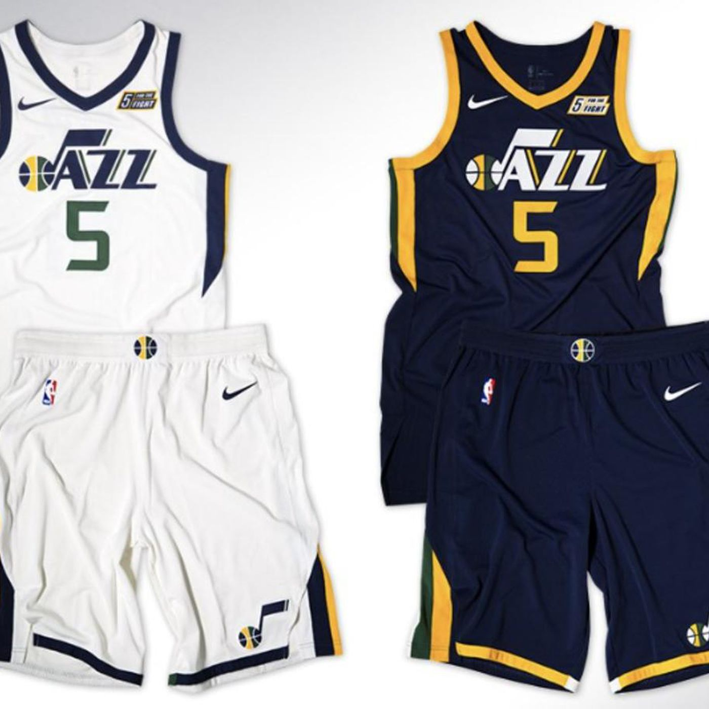 sneakers for cheap 055d0 ab6bc Here's what's different about the new Utah Jazz uniforms ...