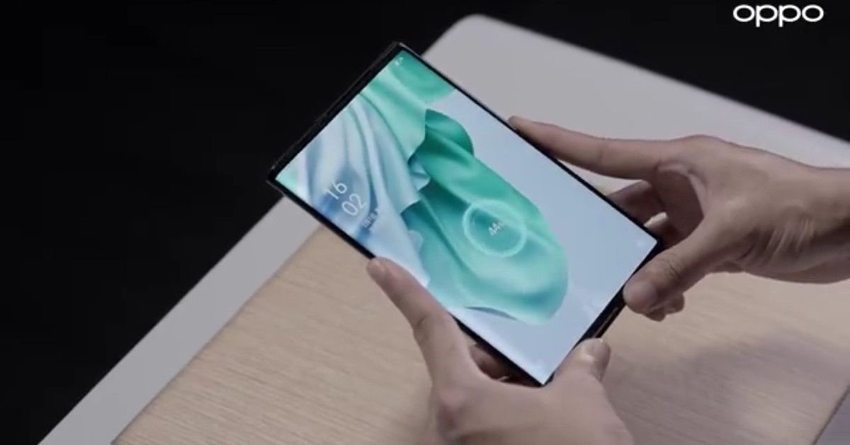 Oppo has teased a new wireless charging solution that appears to work in mid-air. It's been shown off in a 30-second clip on its Weibo page with the Oppo X 2021, its rollable concept phone announced last year.