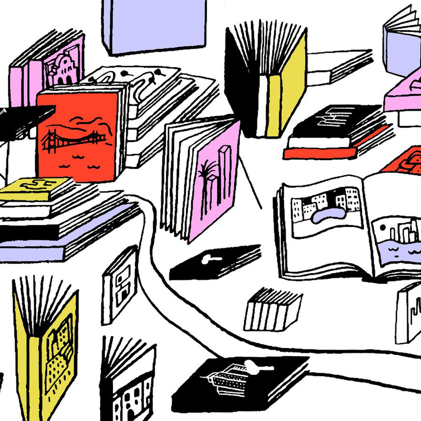 101 books about cities - Curbed