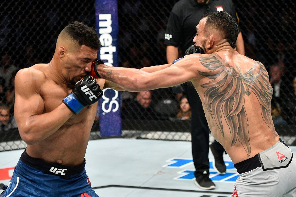 UFC 216: Ferguson v Lee