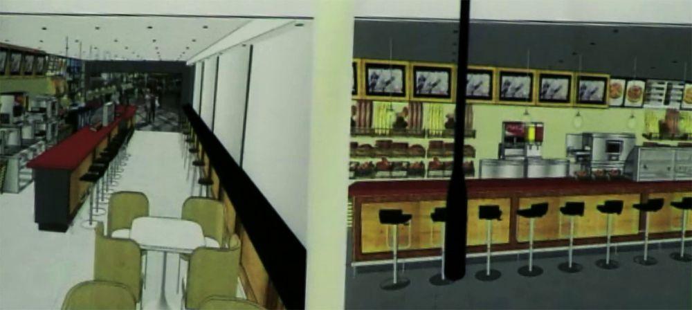 322 Bar & Bakery rendering