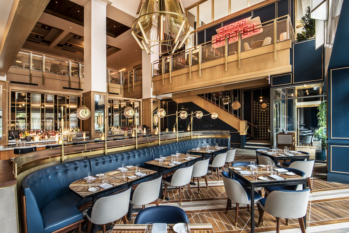 Tour boka s ritzy new gold coast restaurant now open