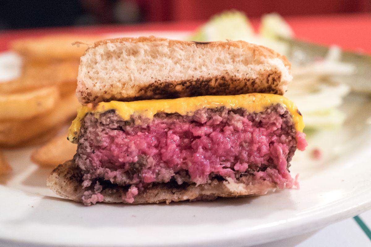 Donohue's iconic burger