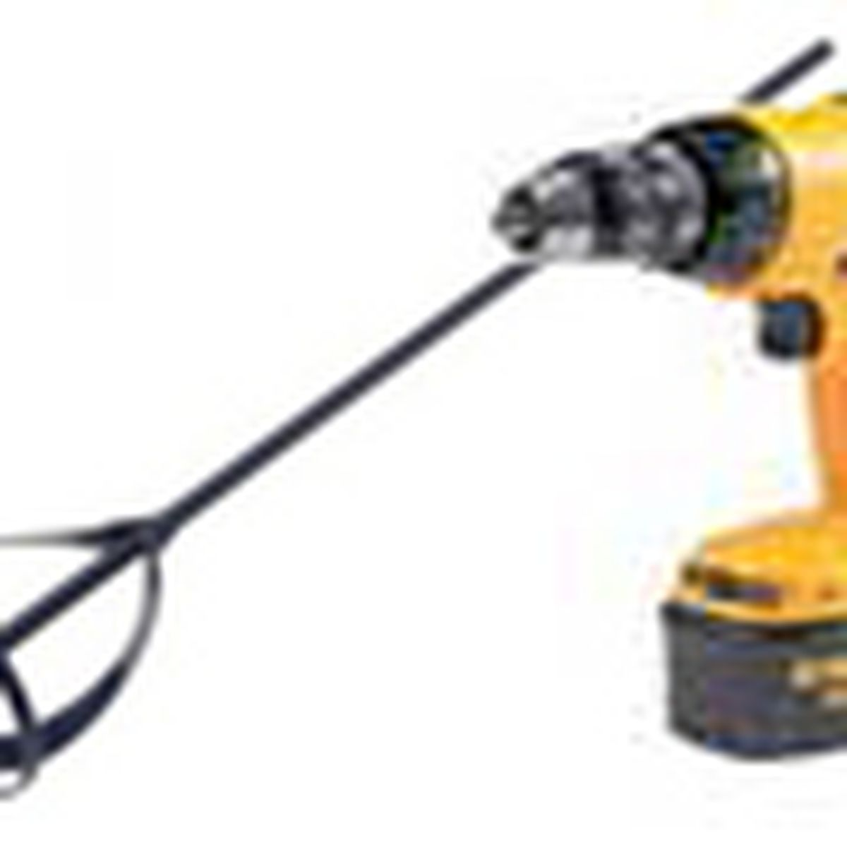 Drill/Driver With Mixing Paddle