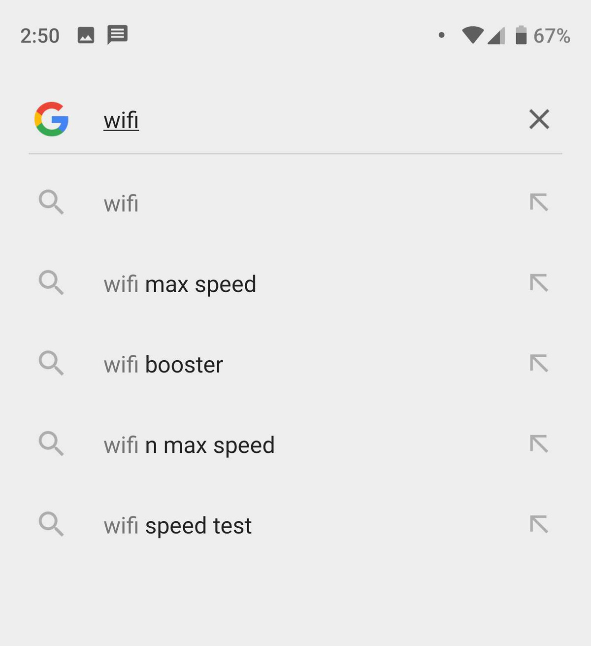 android pie wifi