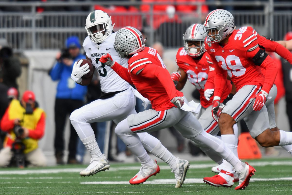 Ohio State Buckeyes Vs Michigan State Spartans Game Preview