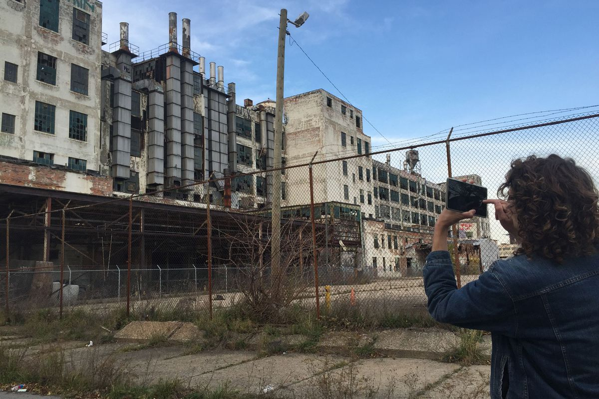 Startups See Something Worth Saving in Detroit - Vox