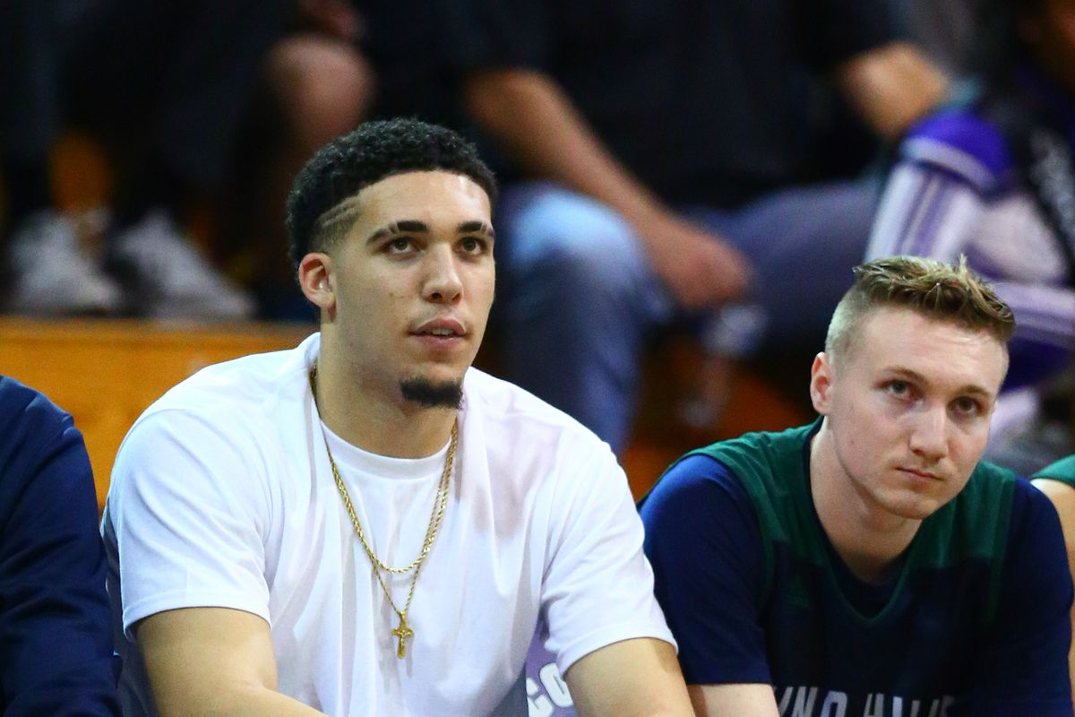 LiAngelo Ball one of three UCLA players arrested in China