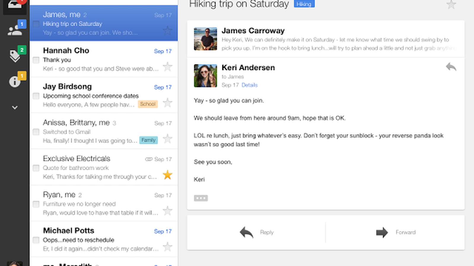 Gmail for iOS app updated with full-screen reading on iPad