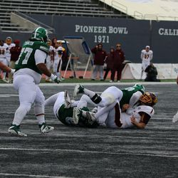 I think this was a sack.