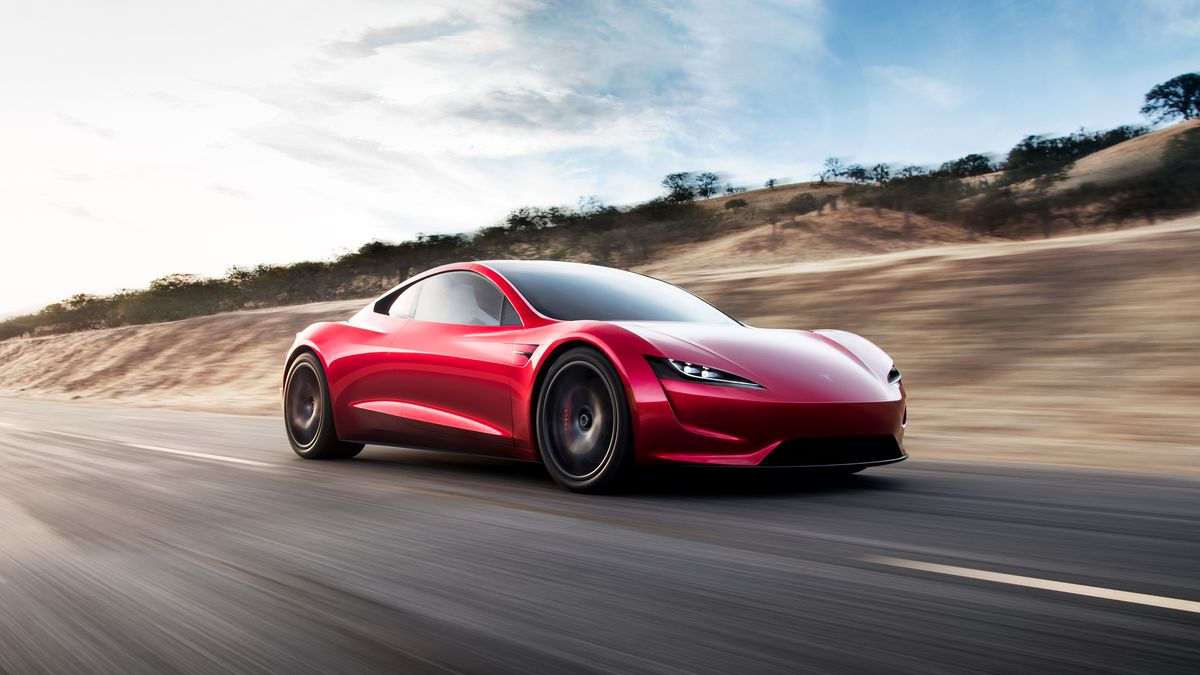 Tesla S New Second Generation Roadster Will Be The Quickest Production Car Ever Made Verge