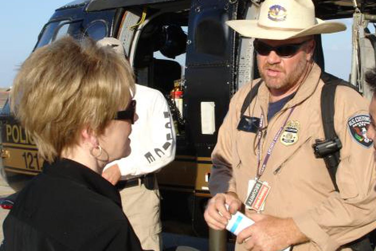 Congresswoman Kay Granger is leading a House task force on child migrants.