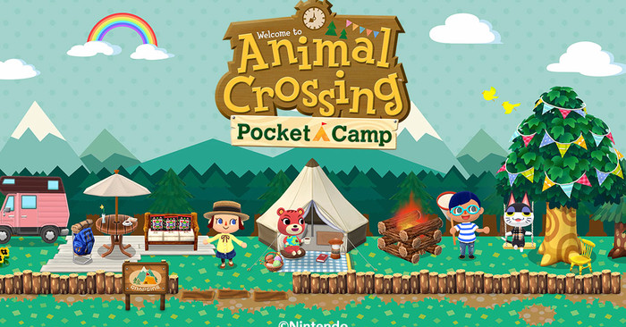 nintendo announces animal crossing pocket camp for smartphones