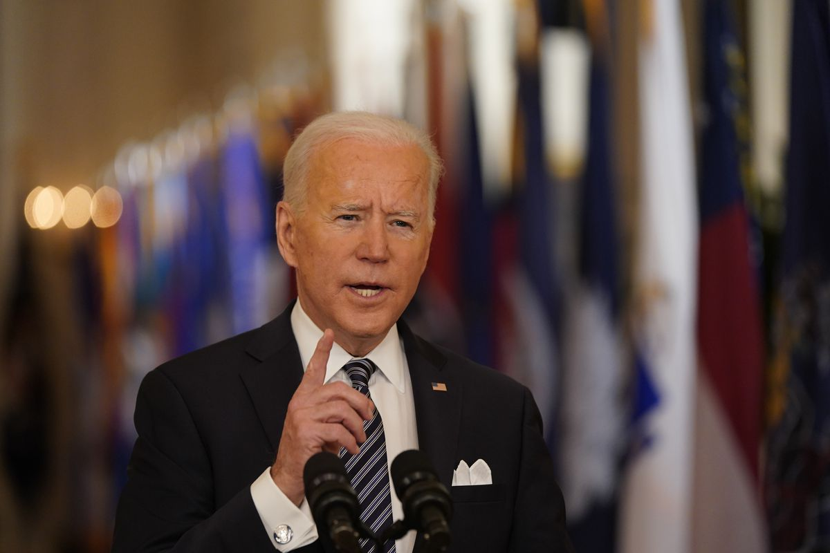 President Biden Delivers Address To Nation On Covid-19 Pandemic