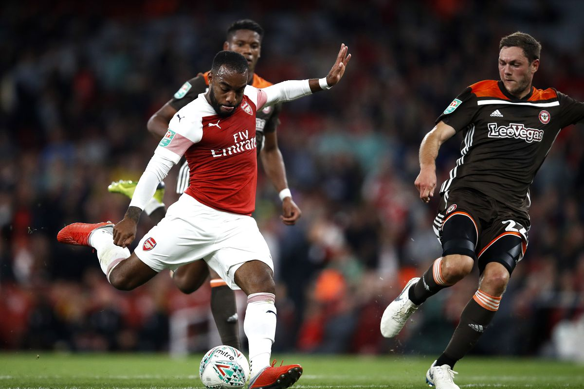 Carabao Cup 2018 match report: Arsenal 3, Brentford FC 1 - The Short Fuse