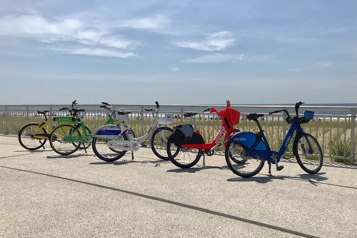 NYC gives dockless bike share pilot a 90-day extension