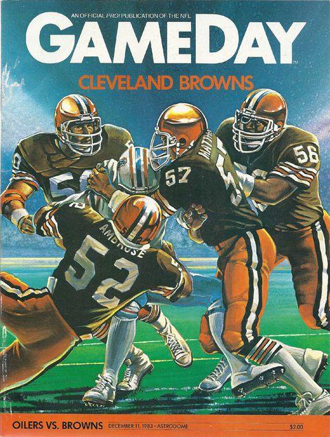 IOWA STATE CYCLONES 1983-1986 Gameday Football Helmet