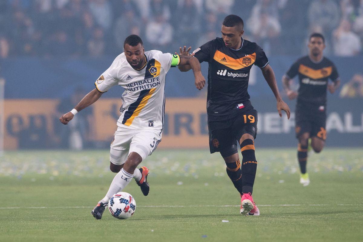SOCCER: JUN 17 MLS - Houston Dynamo at LA Galaxy
