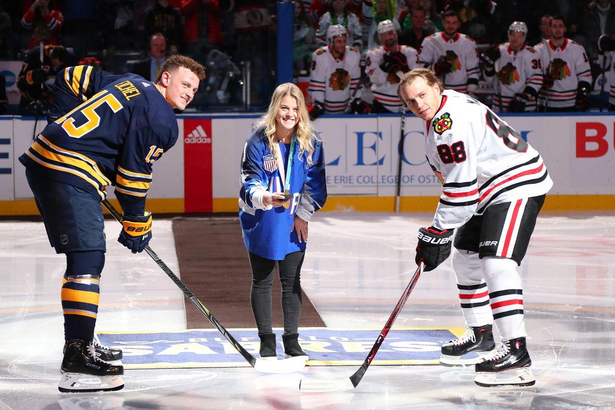NHL: Chicago Blackhawks at Buffalo Sabres