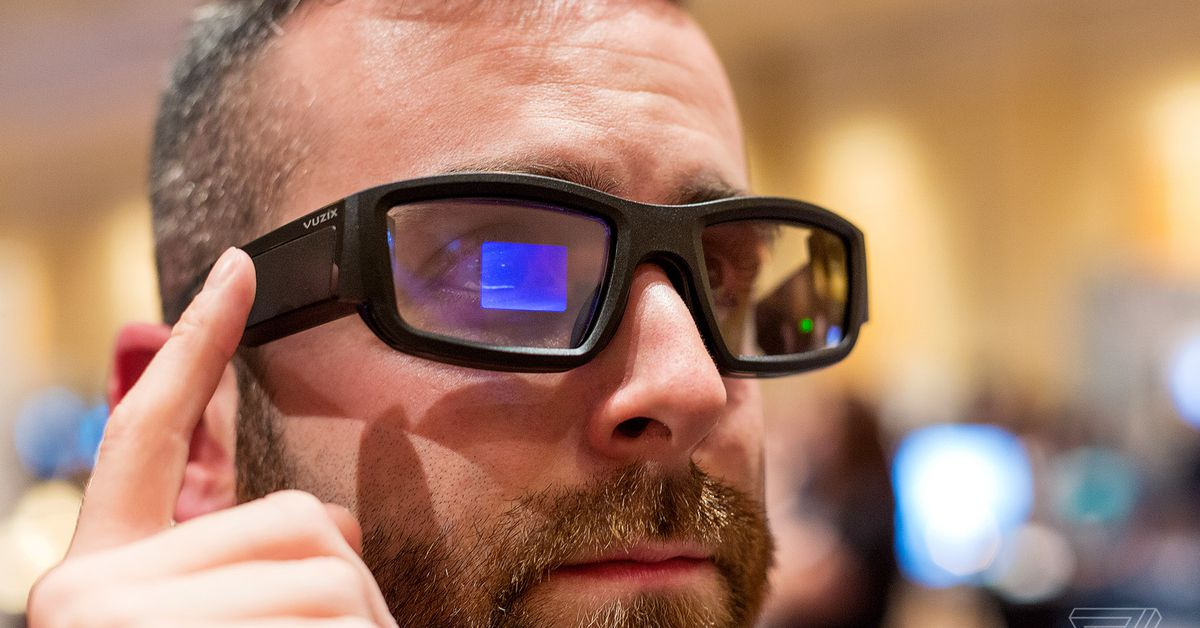 Facial recognition smart glasses could make public surveillance discreet and ubiquitous