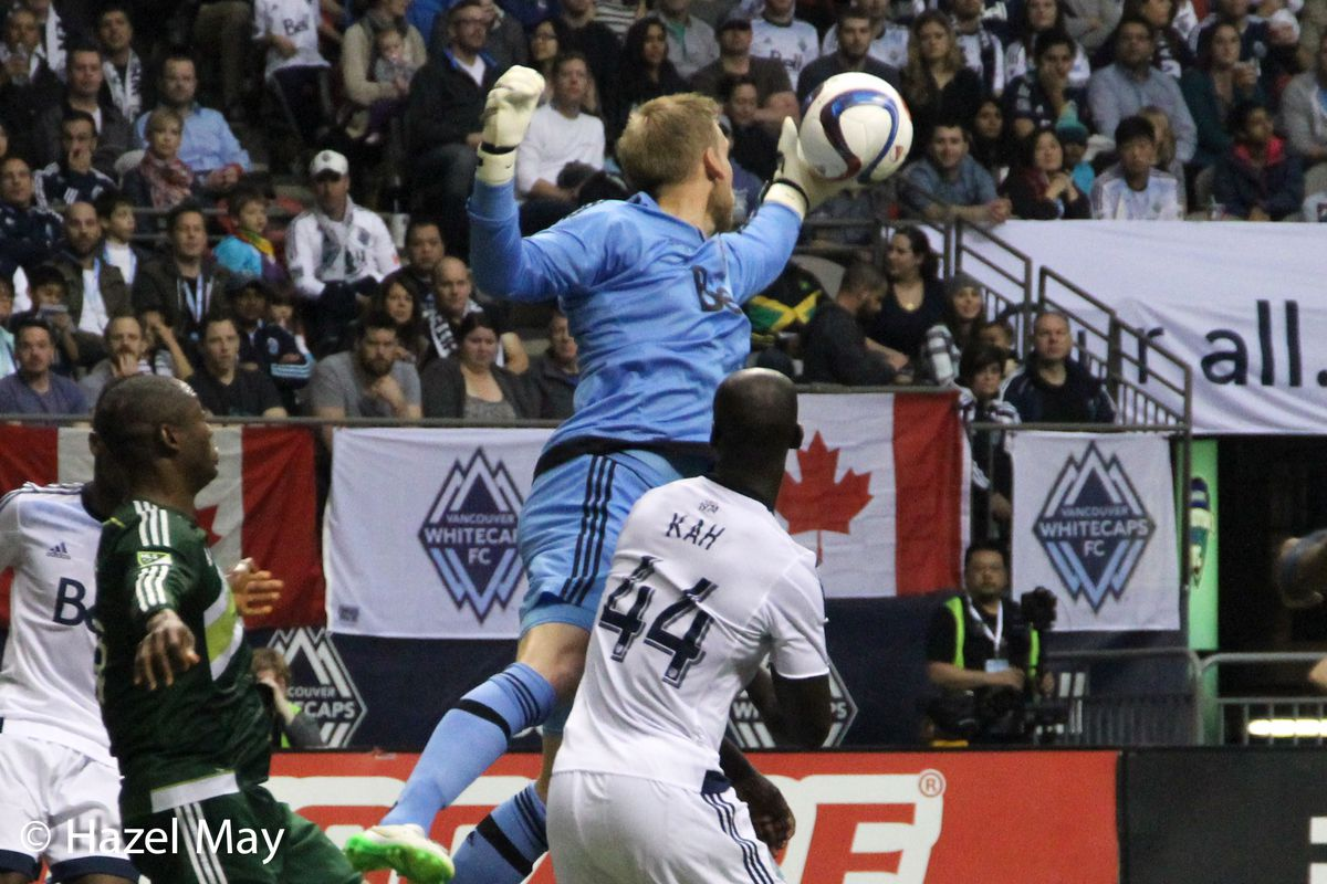Ousted Outstanding as he Saves the Day for Vancouver