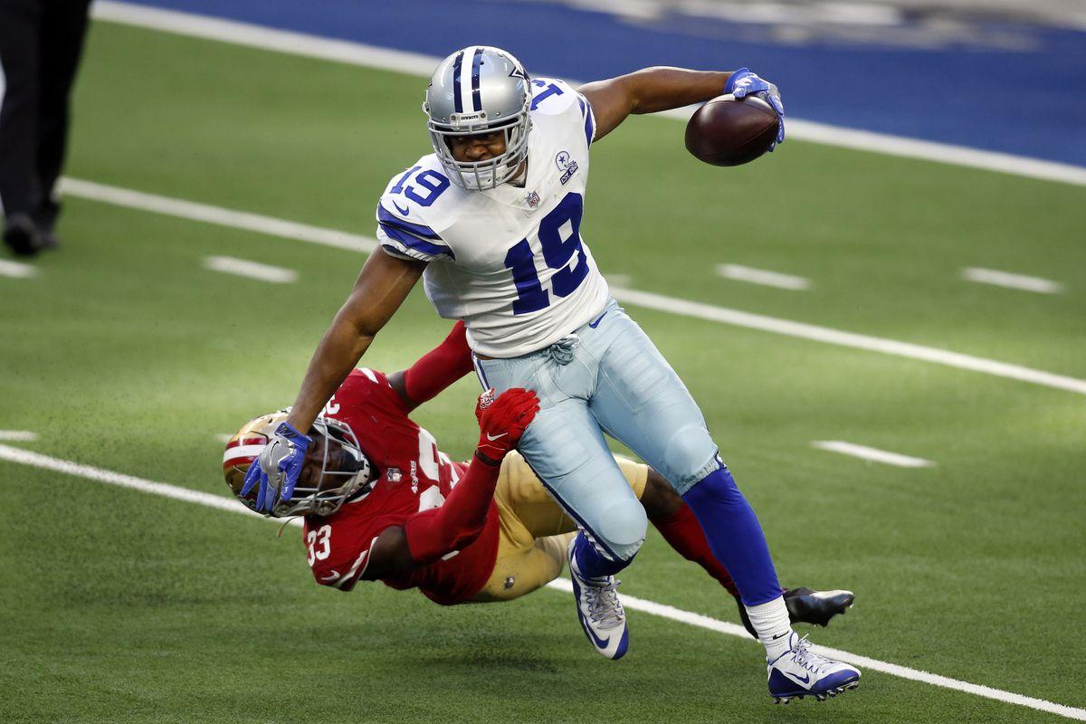 NFL: San Francisco 49ers at Dallas Cowboys
