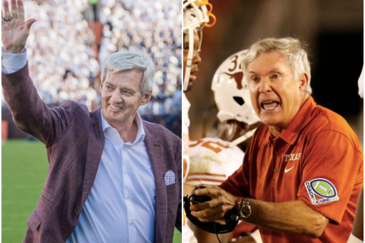 Mack Brown to enter College Football Hall of Fame