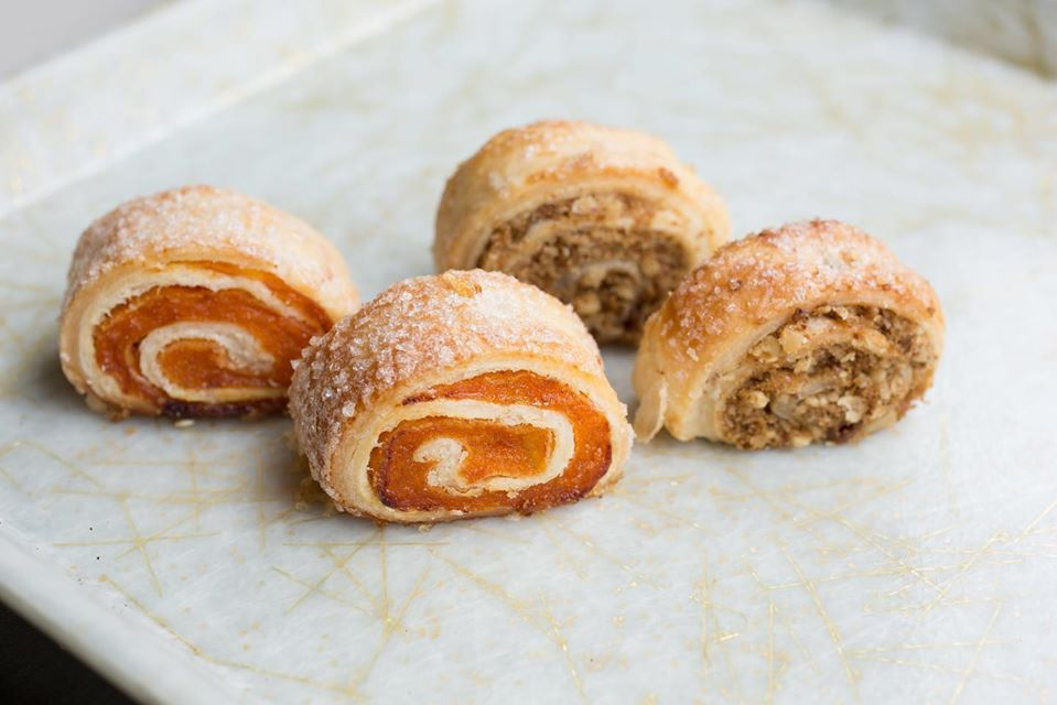 Rugelach at Wise Sons