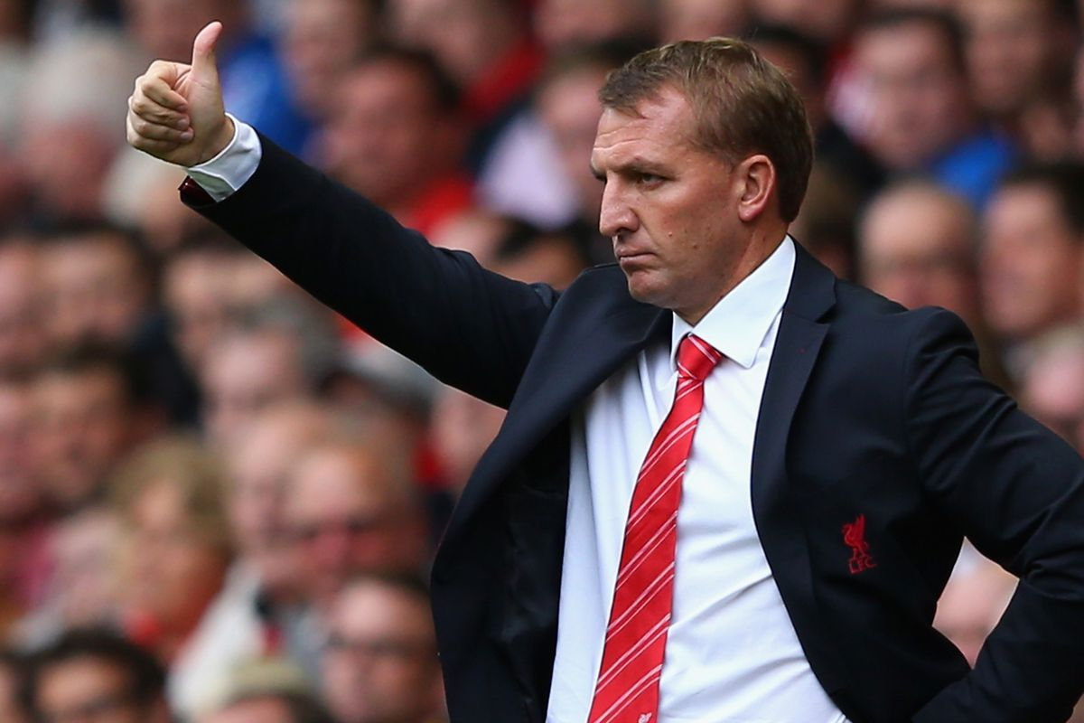 Brendan Rodgers seems to have learned his lessons from last year.