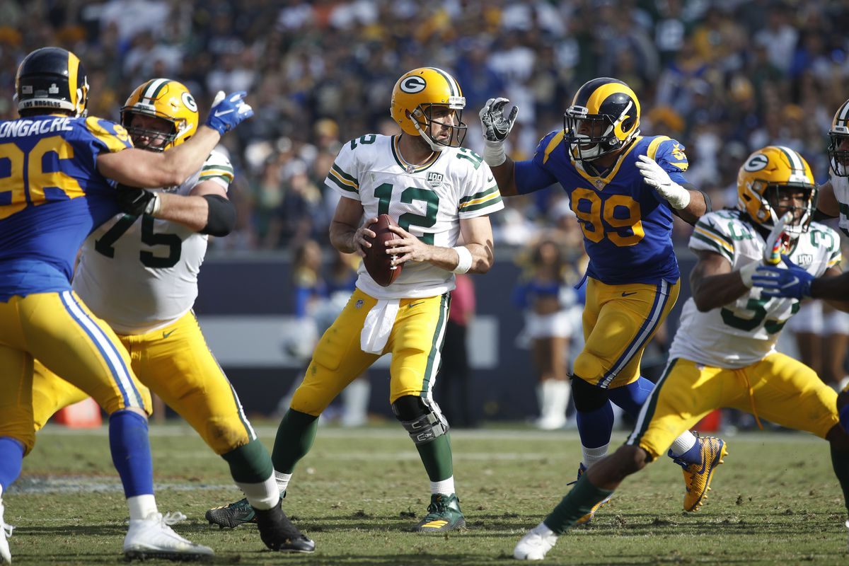 Cheese Curds, 1/11: Packers begin gearing up to face Rams' elite defense -  Acme Packing Company
