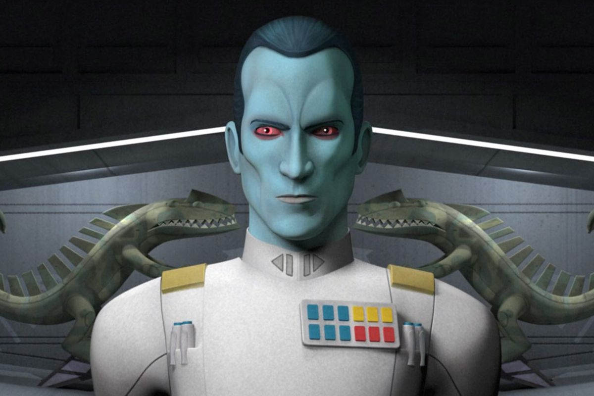Image result for admiral thrawn