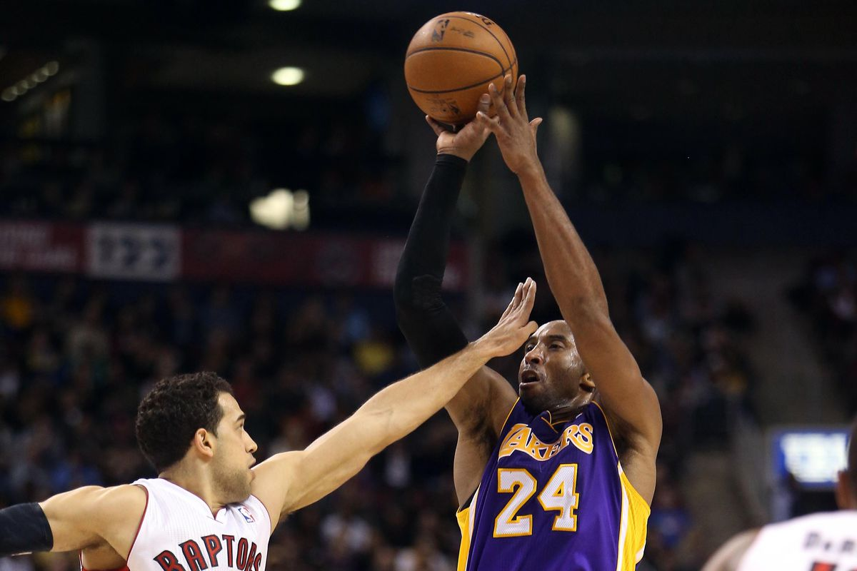 Fields proved to be the defensive stopper the Raptors needed against Kobe Bryant