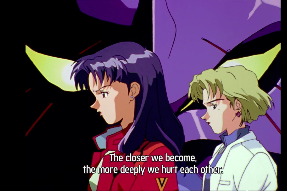 Neon Genesis Evangelion is the perfect story for this moment