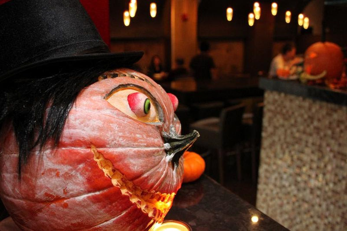where to eat, drink, and party this halloween - eater dc
