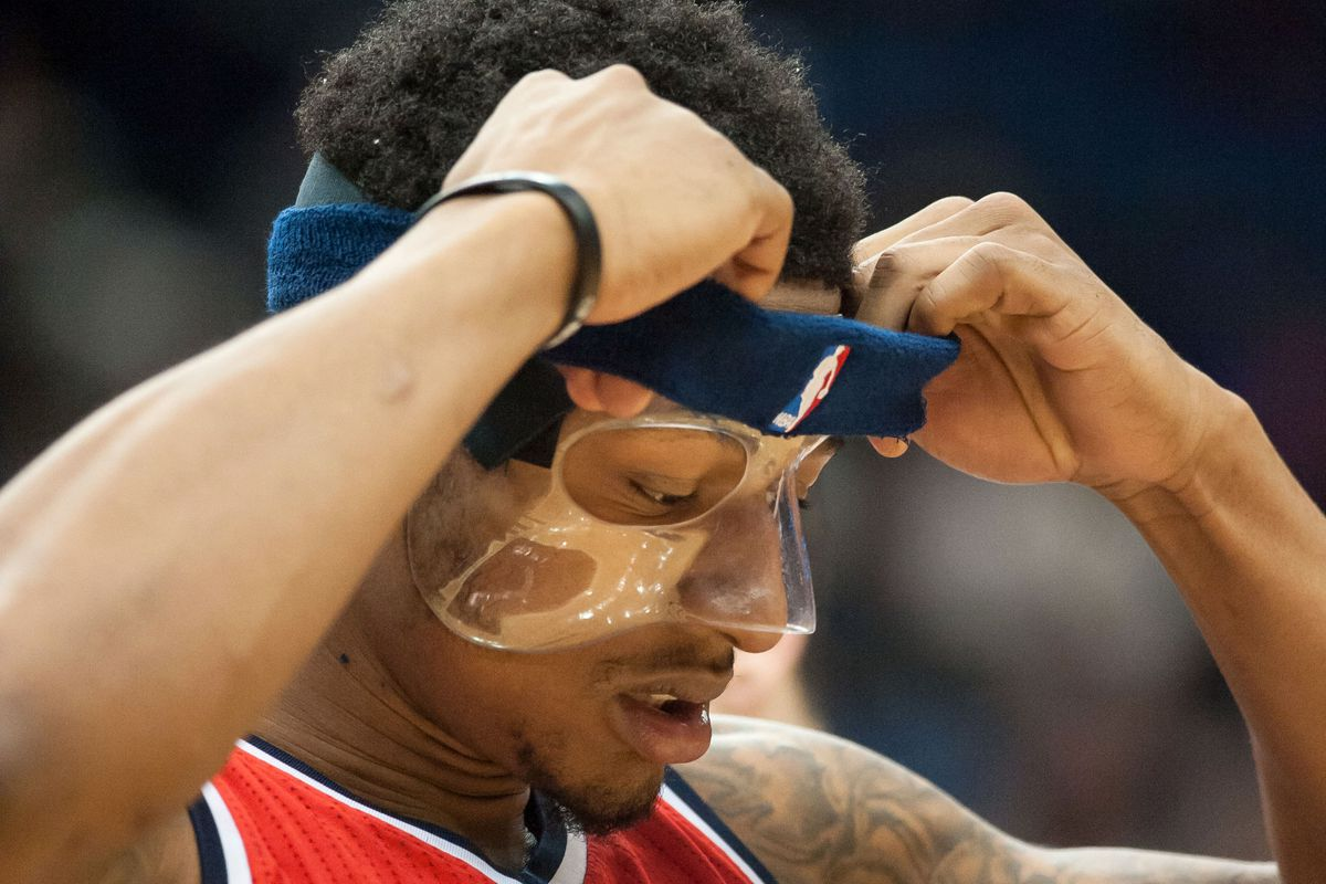 Did Bradley Beal Play Better Or Worse With A Headband This Season