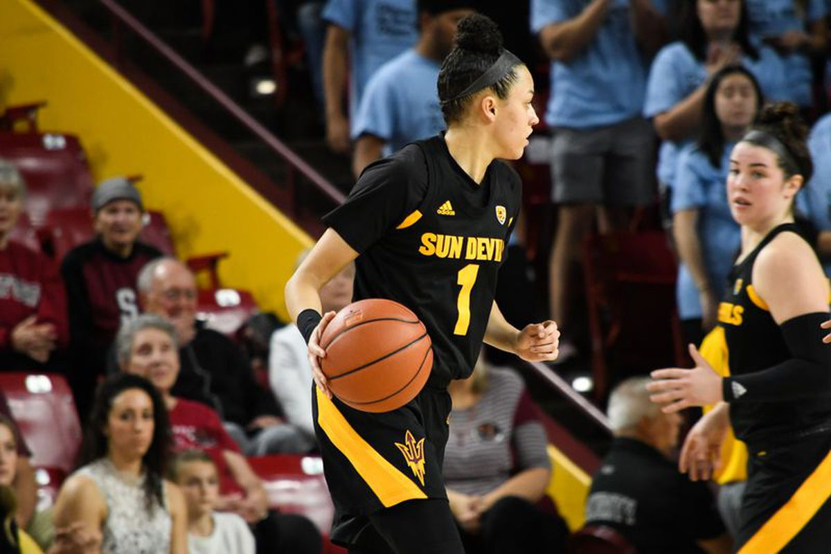 ASU Women's Basketball: Sun Devils down New Mexico, stay undefeated at home