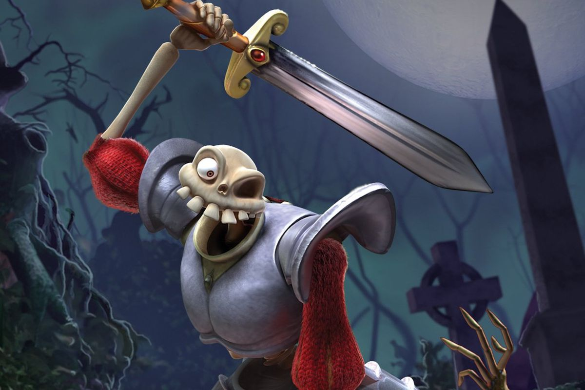 Medievil Ps4 Will Be A Full Remake First Trailer Coming Oct 31