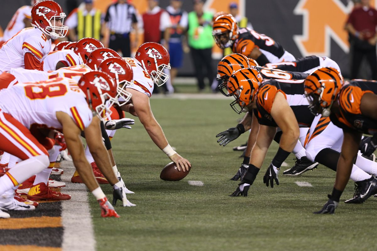 295305f2 Bengals vs. Chiefs: Game time, TV schedule, online stream, odds ...