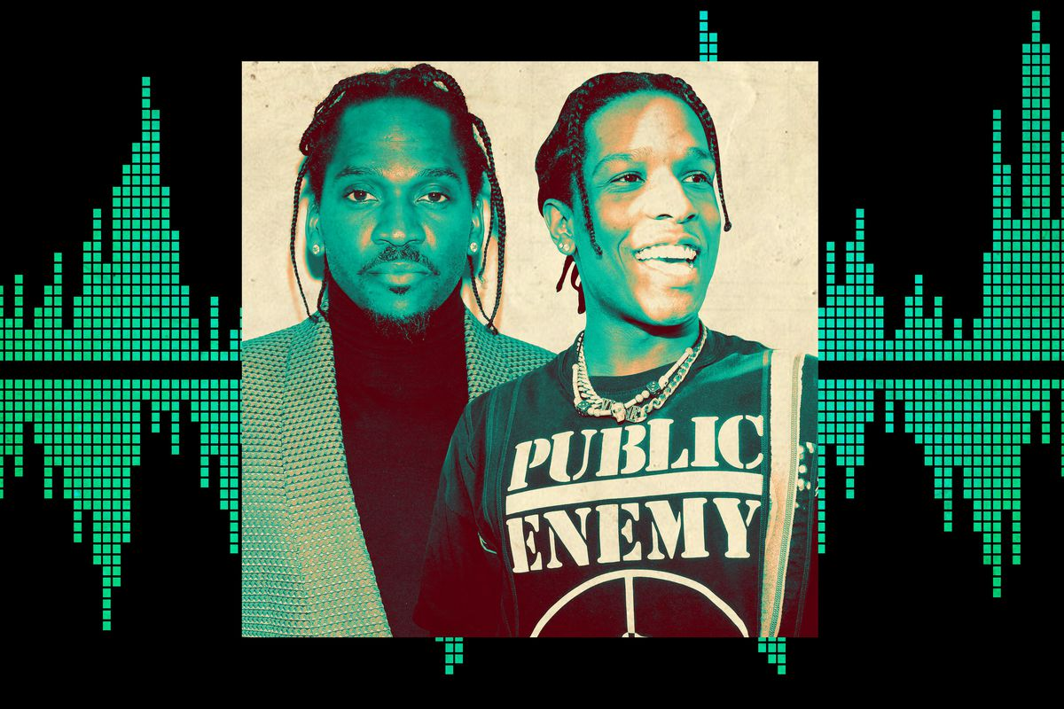 New Music Fridays: Pusha T and A$AP Rocky Finally Drop