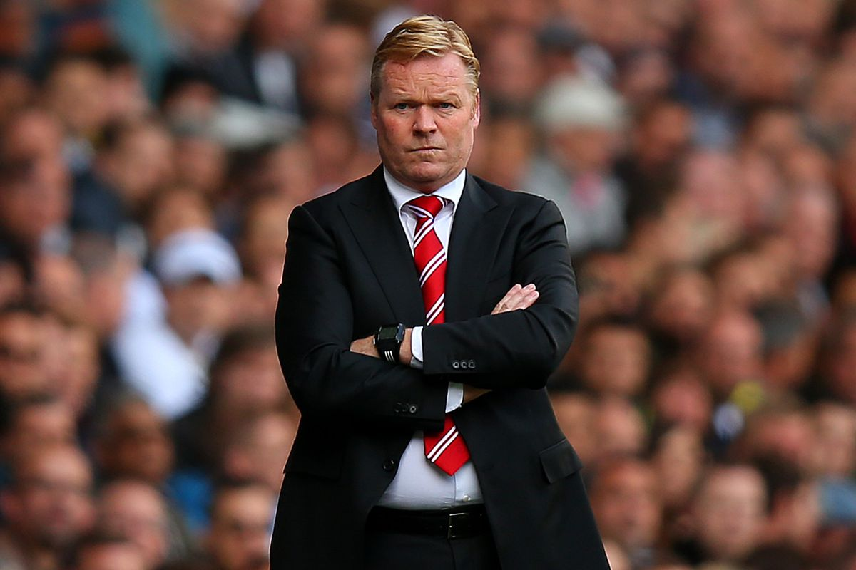 Koeman has confounded critics with a fine start at Southampton
