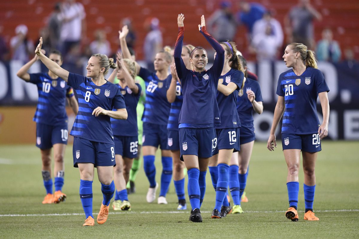 72035069c How to Watch or Stream  USWNT s Tournament of Nations - The Blue ...