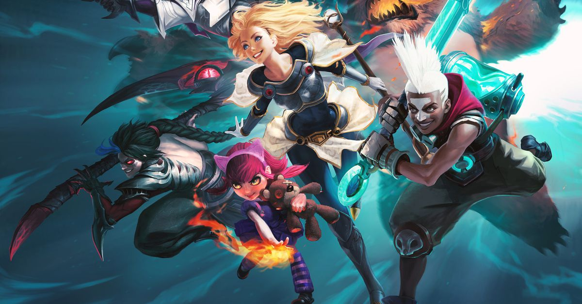 Riot confirms it's making a League of Legends MMO