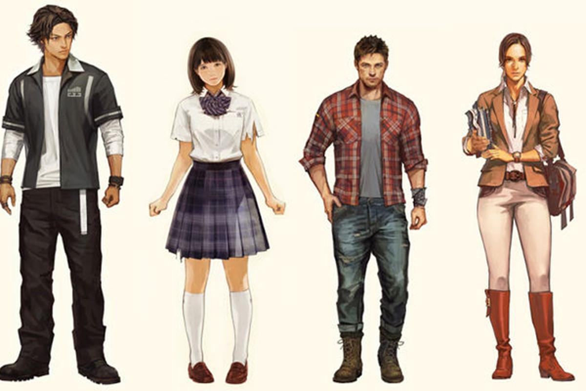 Square Enix reveals the survivors for Japan's Left 4 Dead arcade